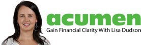 Acumen with Lisa Dudson Logo